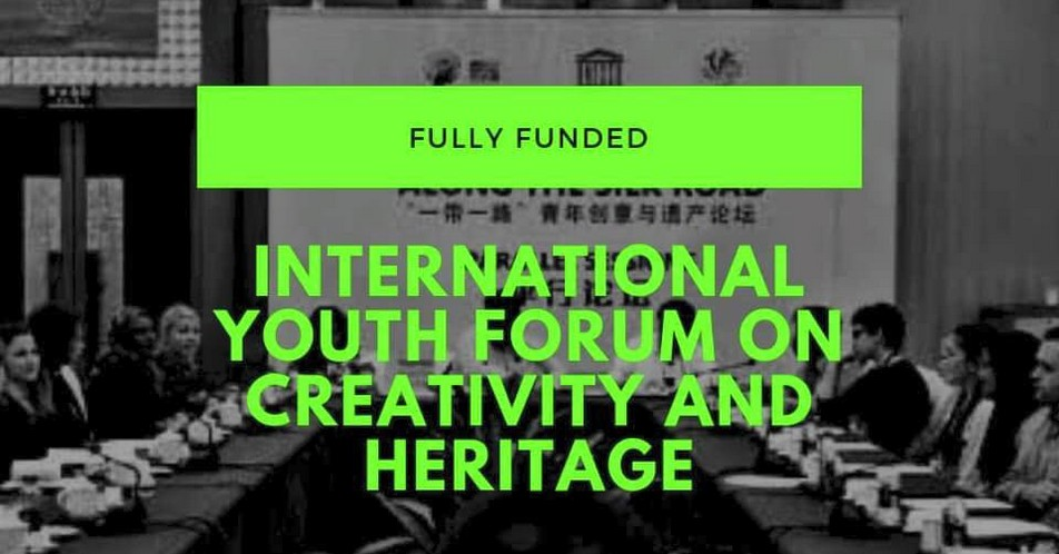 International Youth Forum on Creativity and Heritage 2019 - IamScholar